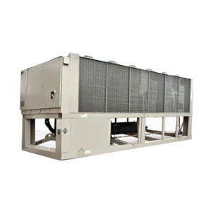 چیلر هوا خنک اسکرو گرین مدل GACCM600P3T1