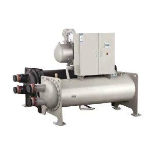 چیلر آب خنک اسکرو گرین مدل GWCCM1080P3T1