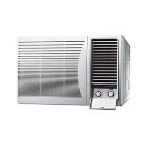 کولر گازی پنجرهای گری مدل Turbo-H25C3