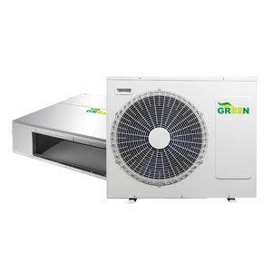 داکت اسپلیت مخصوص مناطق گرمسیری گرین مدل GDS-60P1T3/R1