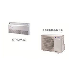 اسپلیت سقفی زمینی اینورتر گری مدل GUHD09NK3CO