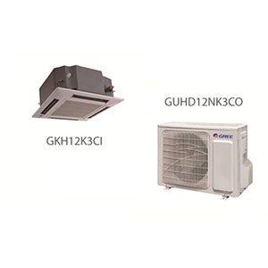 اسپلیت کاستی اینورتر گری مدل GUHD12NK3CO