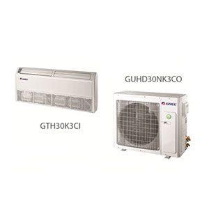 اسپلیت سقفی زمینی اینورتر گری مدل GUHD30NK3CO