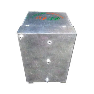منبع انبساط باز 1500 لیتری ایران فولاد