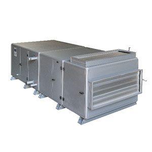 هوا ساز تک فن تهویه سایز 1-36